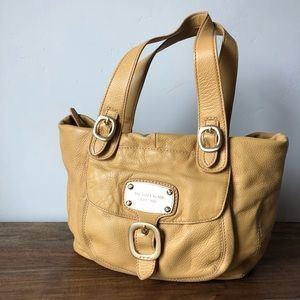 MICHAEL KORS leather large tote